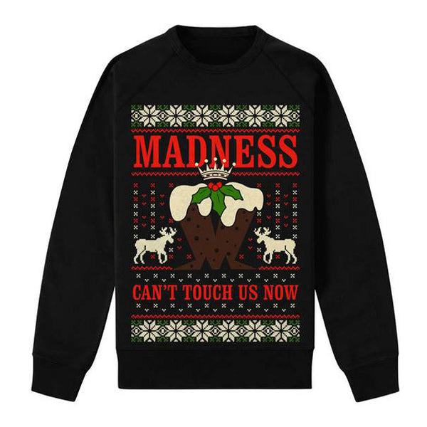 Madness 2016 Christmas (Black) Sweatshirt