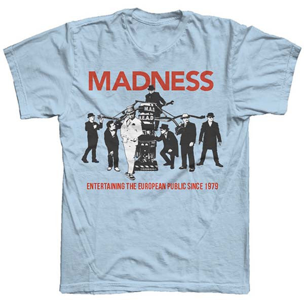 2014 Madness Euro Tour T-Shirt