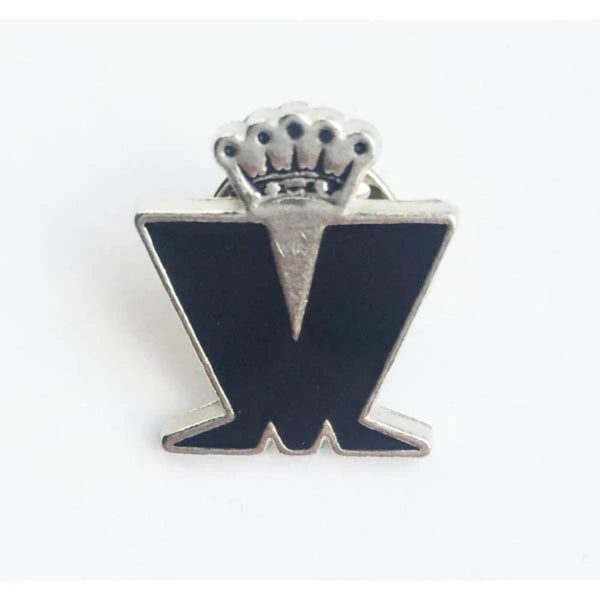 Madness M Logo Pin Badge