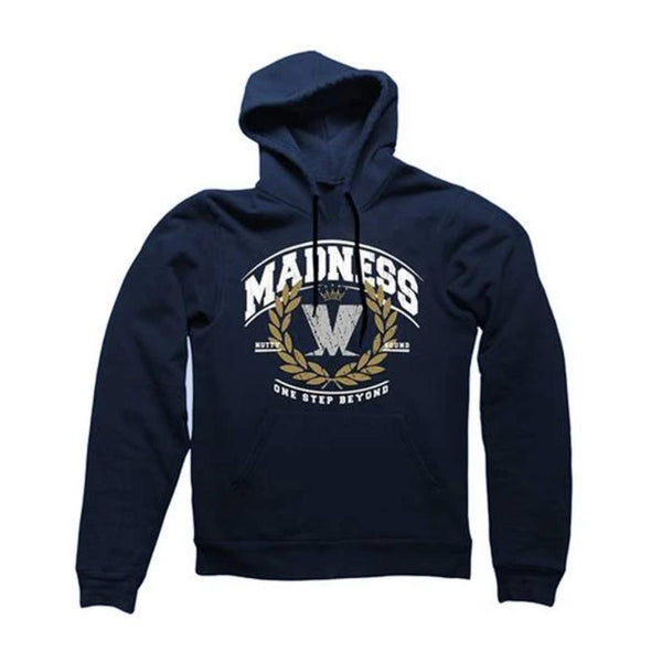 Navy Crown Hoody
