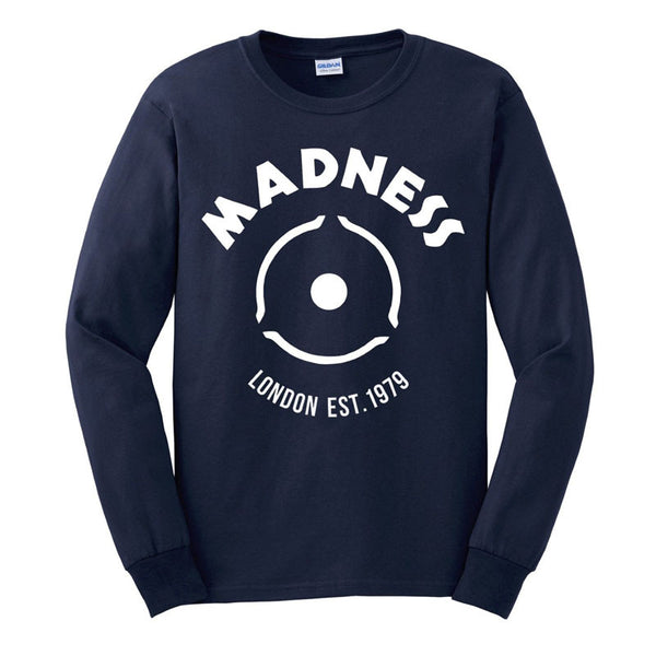 Blue Beat Navy Sweatshirt