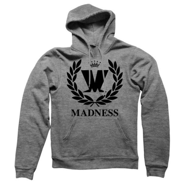 M Laurel Grey Hoody