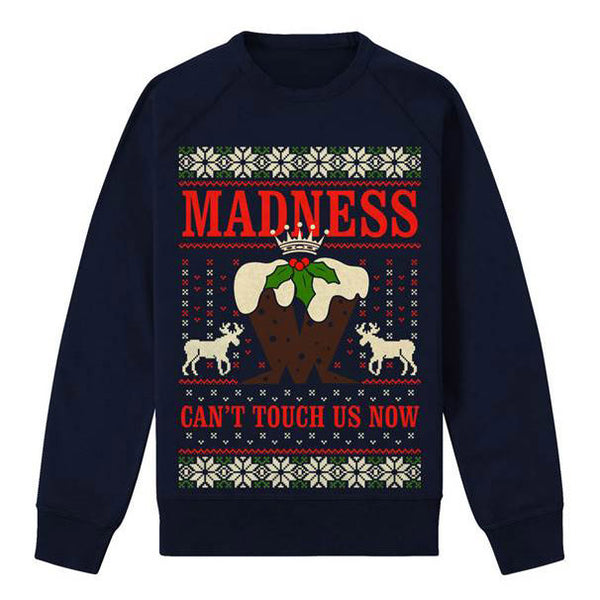 2016 Madness Christmas Navy Sweatshirt