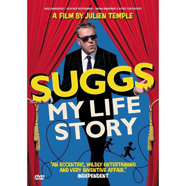 Suggs - My Life Story DVD