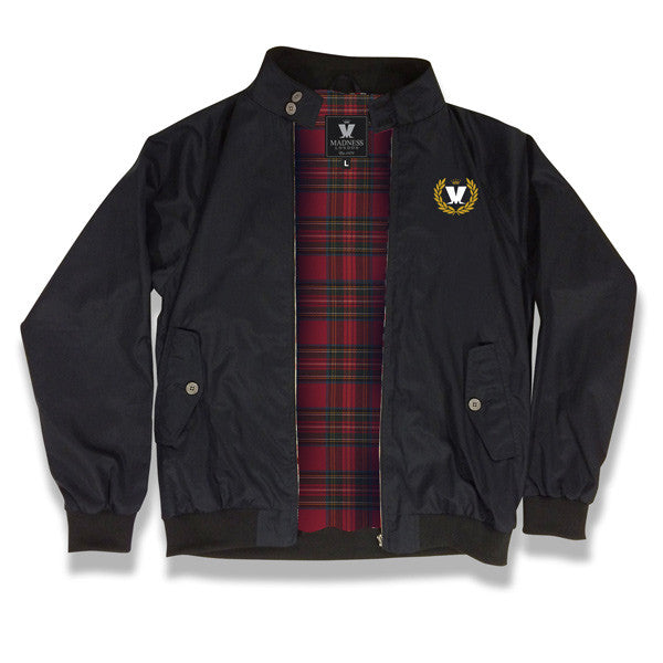 Limited Edition Madness Harrington Black Jacket