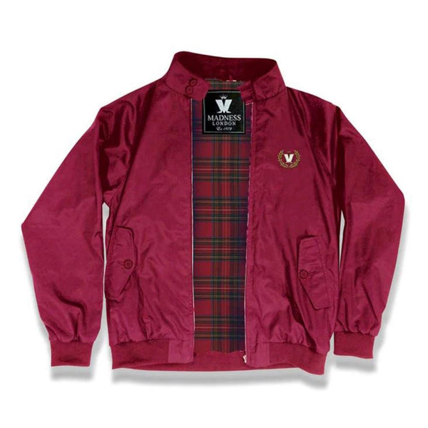Limited Edition Madness Harrington Ruby 40th Jacket
