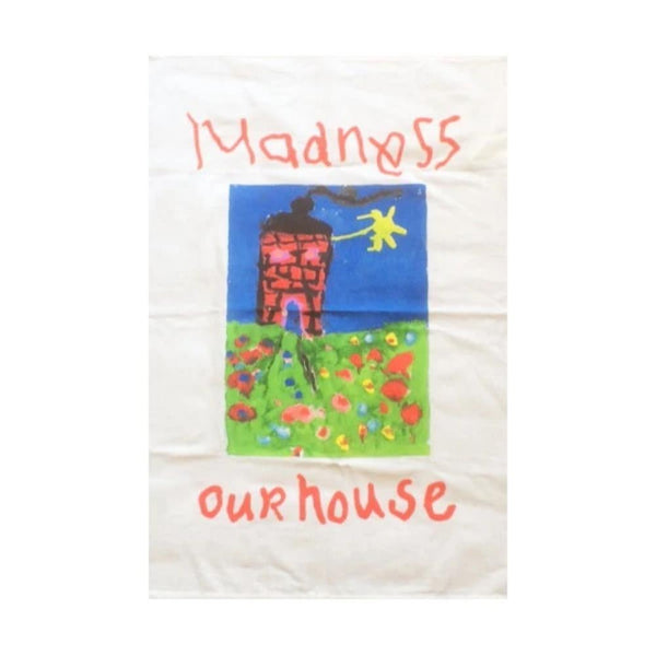 Our House Tea Towel