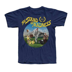 SOUND OF MADNESS 2018 TOUR NAVY T-SHIRT