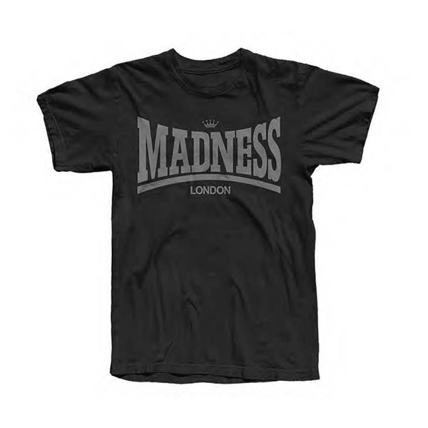 Keyline Madsdale T-Shirt Black