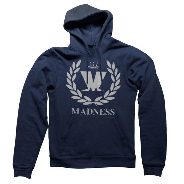 M Laurel Hoody Navy / Grey Print
