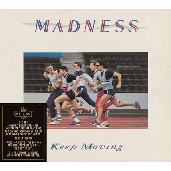 Keep Moving (2CD Deluxe Edition)