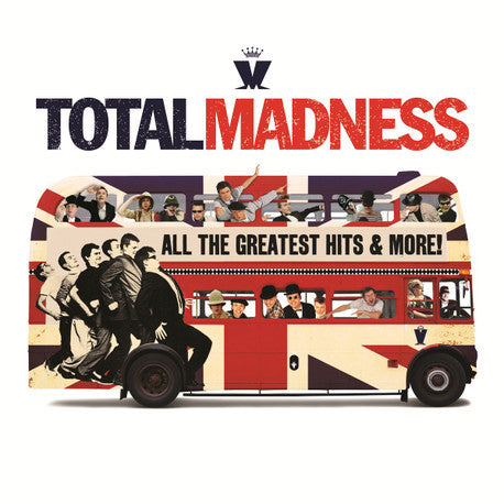 Total Madness Double Vinyl