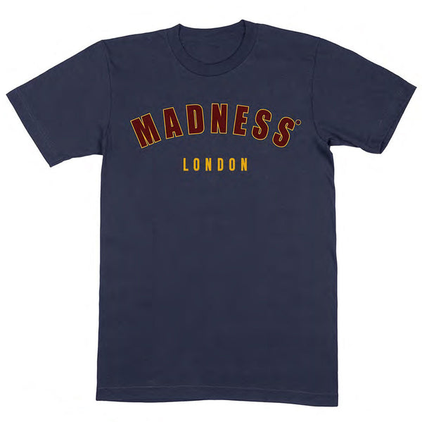 MADNESS LONDON NAVY T-SHIRT