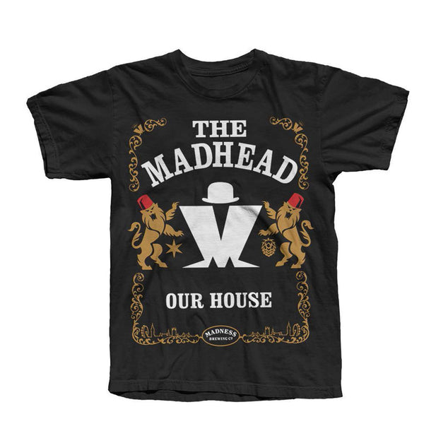 The Madhead Black T-Shirt