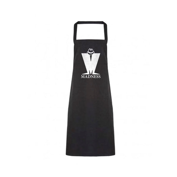 Mad Summer BBQ Apron Black