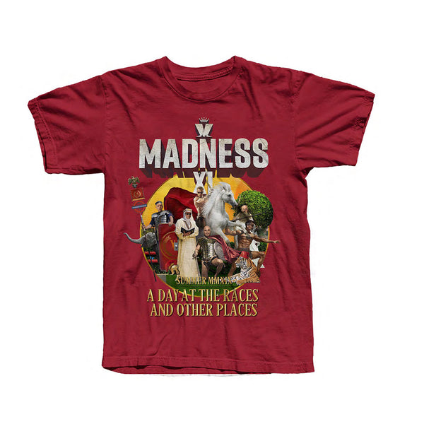 Day At The Races T-Shirt Red