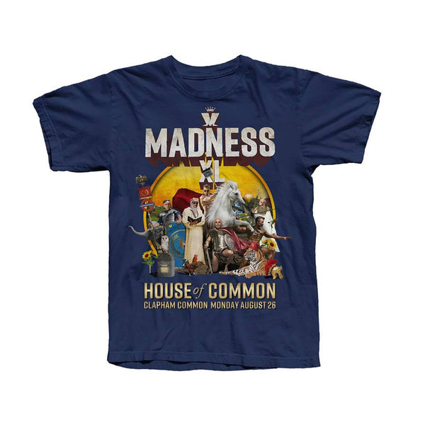 HOUSE OF COMMON 2019 NAVY EVENT TEE
