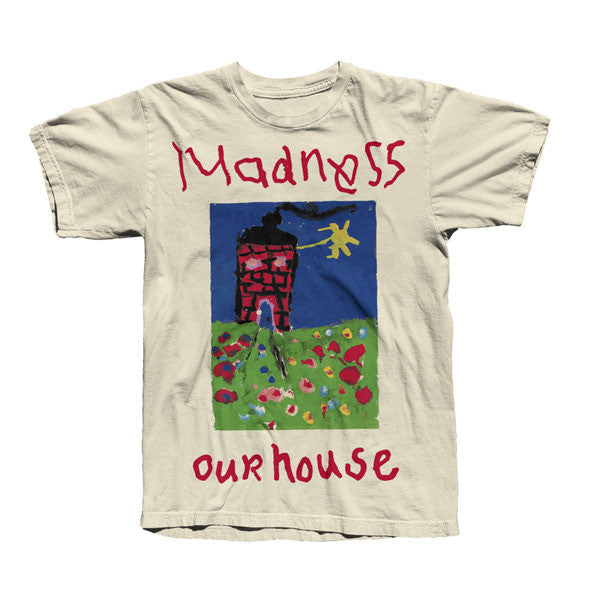 Our House Tee Natural