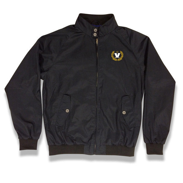 Limited Edition Madness Harrington Jacket Black