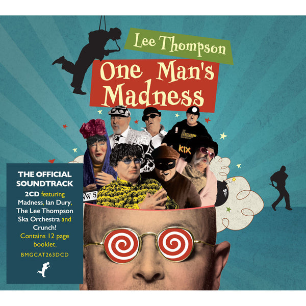 Lee Thompson - One Man's Madness: The Official Soundtrack