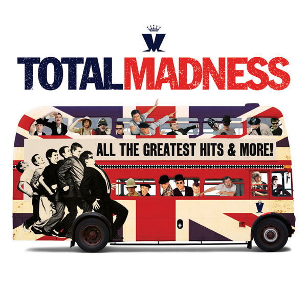Total Madness (CD)  2012 Olympic Edition