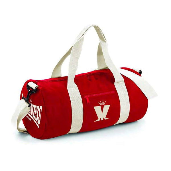 Mad Sports Gym Bag Red
