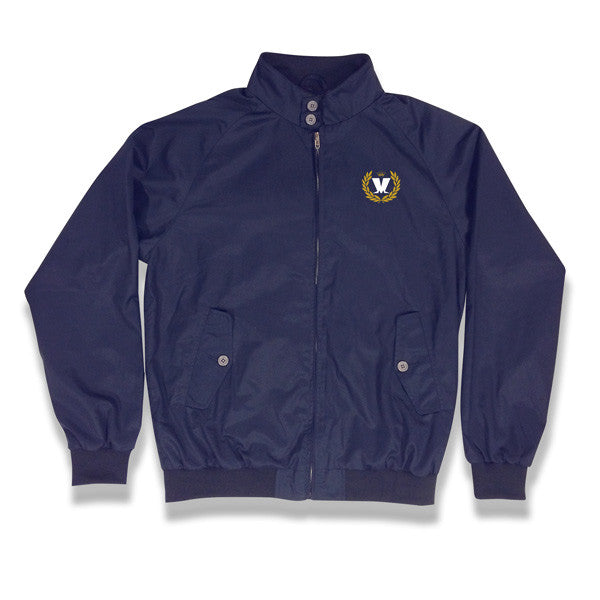 Limited Edition Madness Harrington Jacket Navy