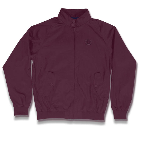 Limited Edition Madness HARRINGTON JACKET MAROON
