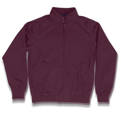 Limited Edition Madness Harrington Maroon Jacket