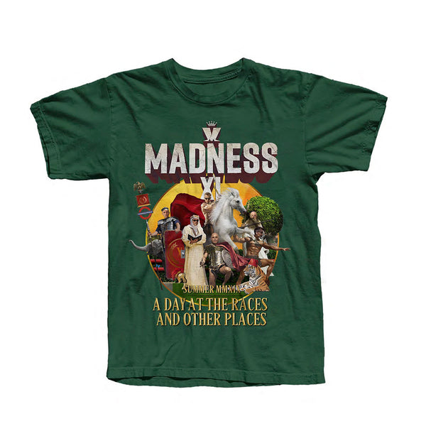 Day At The Races T-Shirt Green