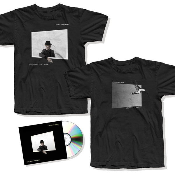 YWID Album Tee, Hummingbird Tee & CD