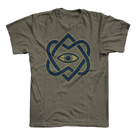 Green Golden Eye T-Shirt