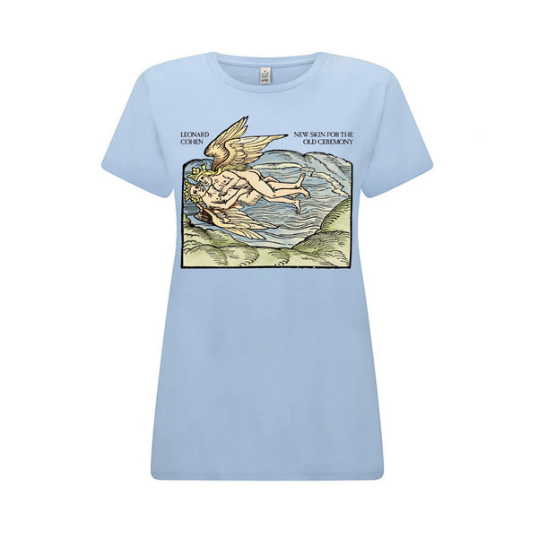 NEW SKIN LADIES AQUAMARINE TEE