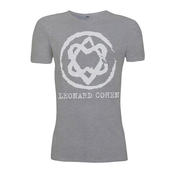 Grey Unified Heart Ladies Slim Fit Tee