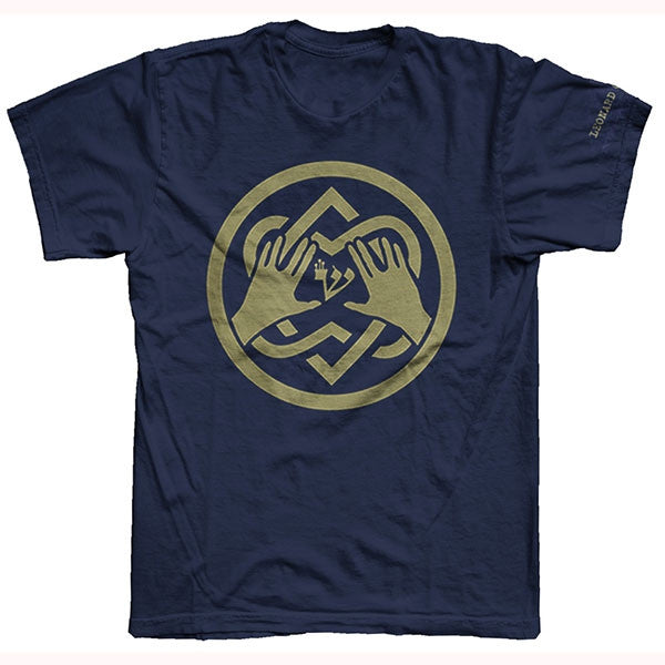 Navy Blessing T-Shirt