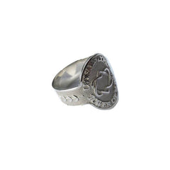 TOWER OF SONG STERLING SILVER RING