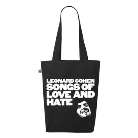 Songs Of Love And Hate Tote Bag