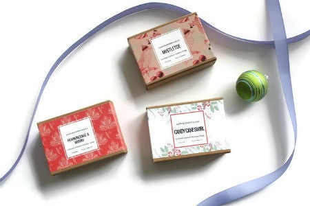 Limited Edition Holiday Soap Bars Are Here!