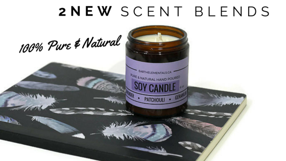 Two New Scent Blends!