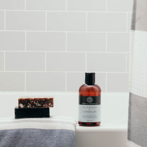 Bath & Body Oil - Palmarosa + Geranium