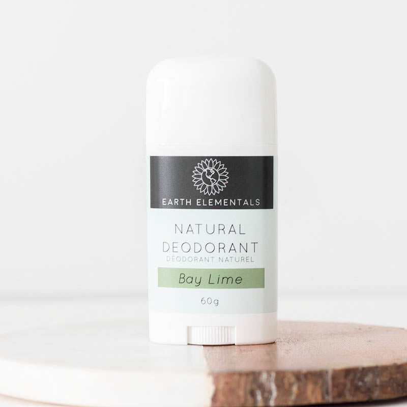 bay lime natural deodorant