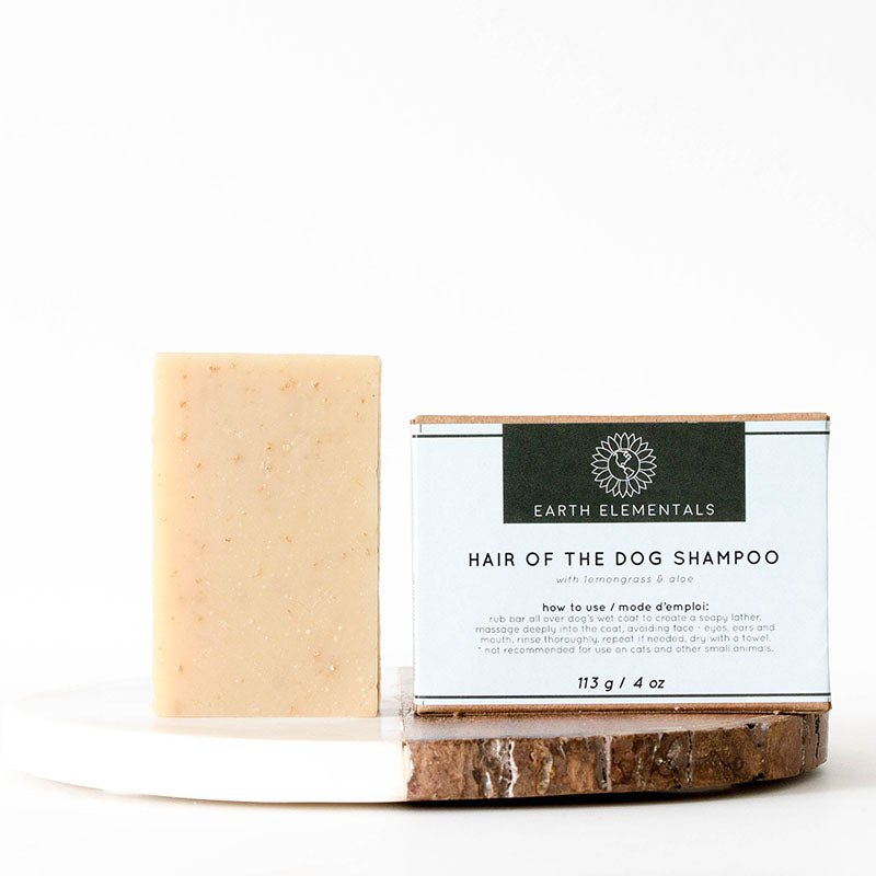 hair of the dog shampoo bar