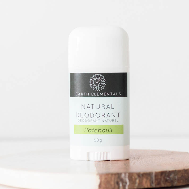 patchouli natural deodorant
