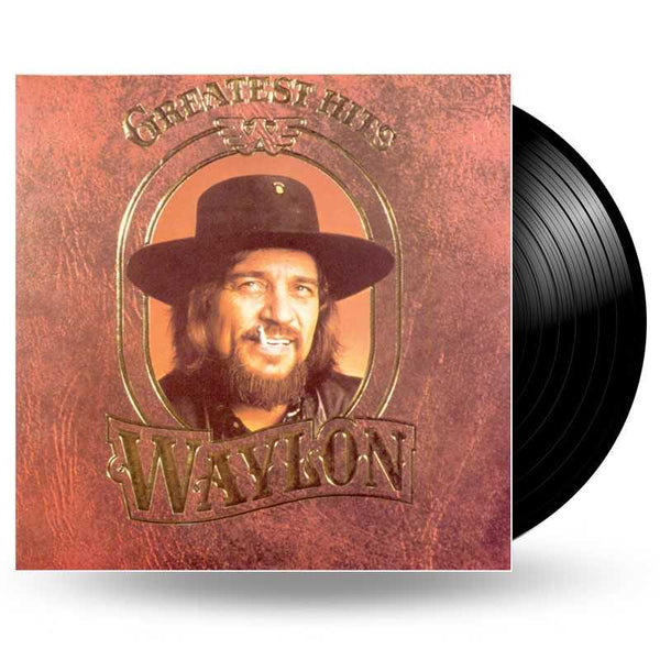 WAYLON JENNINGS -  GREATEST HITS LP