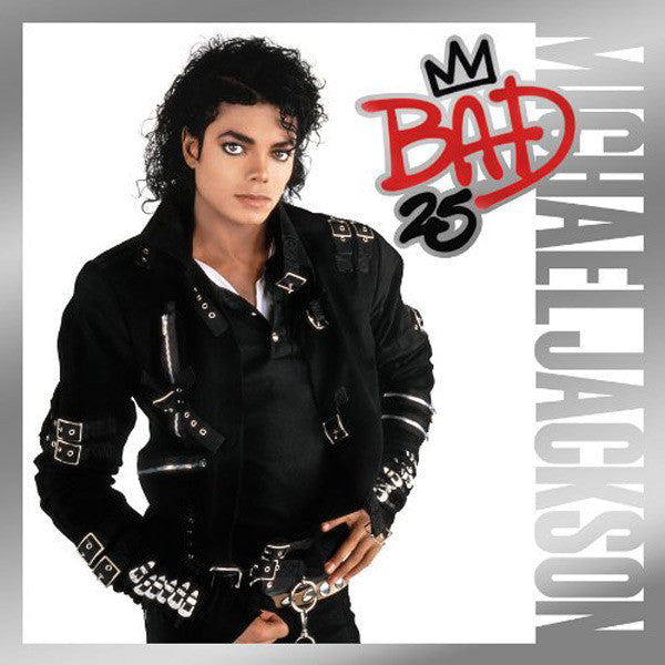 MICHAEL JACKSON - BAD 25TH ANNIVERSARY - PICTURE  DISC LP
