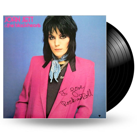 JOAN JETT - I LOVE ROCK 'N' ROLL LP