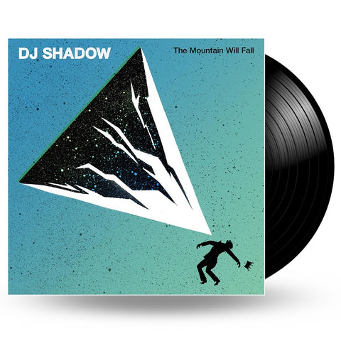 DJ SHADOW - THE MOUNTAIN WILL FALL - 2LP
