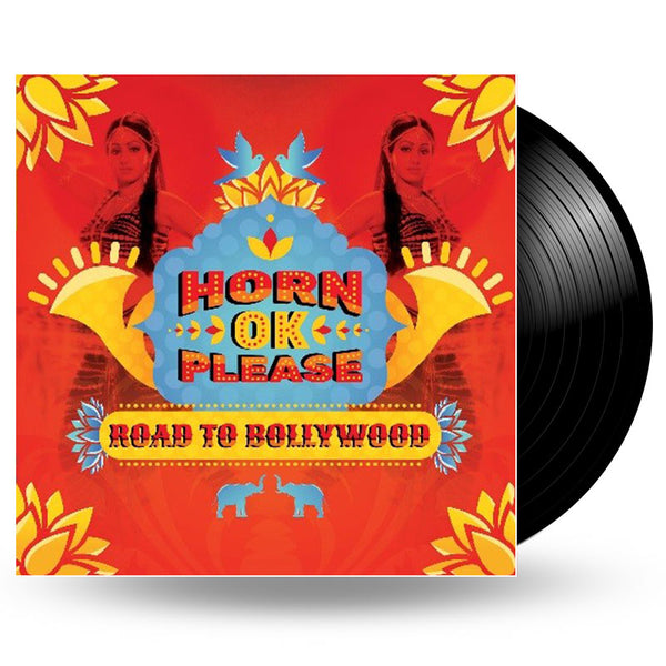 HORN OK PLEASE - ROAD TO HOLLYWOOD - LP
