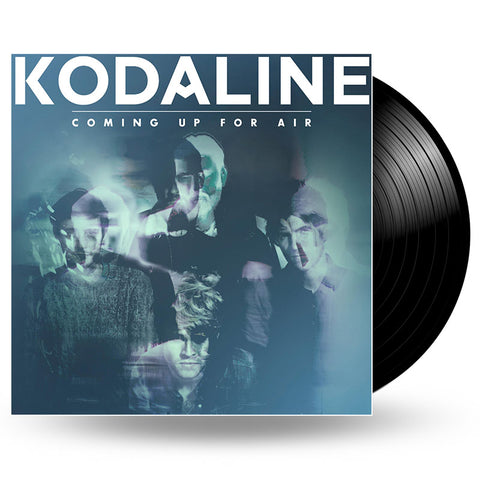 KODALINE - COMING UP FOR AIR - LP - Signed