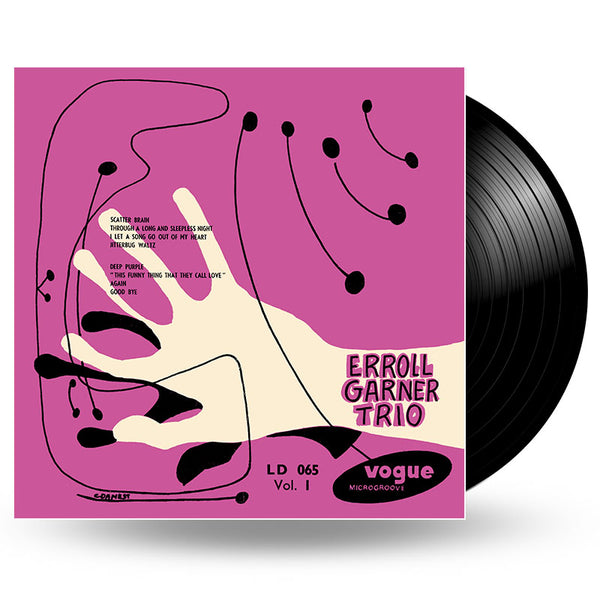 ERROLL GARNER TRIO - Vol. 1 - LP